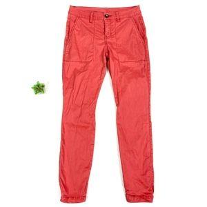 CABI Stretch Flat Front Jogger Pants